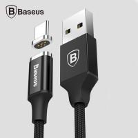 Cáp sạc nam châm Baseus USB Type C Magnetic tốc độ cao dùng cho Smartphone và Tablet Android/ Windows ( QC3.0, 3A, 1m)