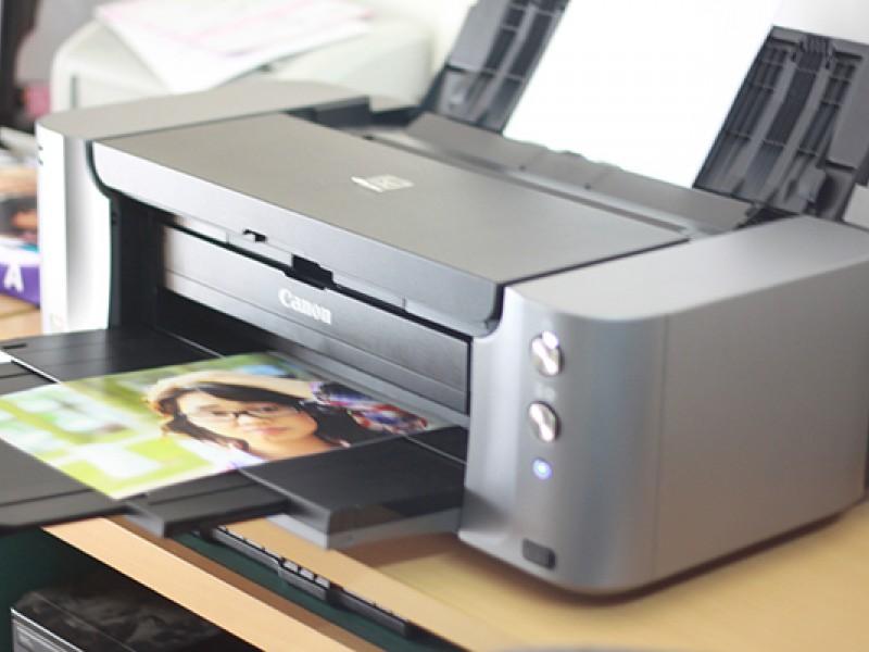 Cài đặt máy in  Canon Pro-100 trong mạng nội bộ Lan có dây và không dây  (Wired and Wireless Lan  Connection )
