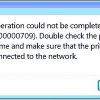 "Hướng dẫn khắc phục lỗi ""Windows cannot connect to printer"" trên Windows 7"