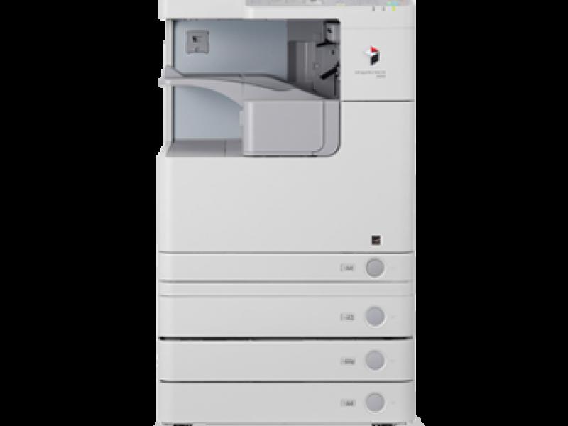 Hướng dẫn cài in máy Photocopy Canon IR Advance IRADV C5045 / 5051 iRADV C50xx cho MacBook