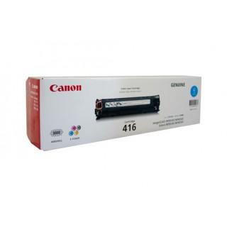 Mực in Canon 416C Cyan Color Toner Cartridge dùng cho máy MF8010Cn / MF8030Cn / MF8050Cn / MF8080Cw