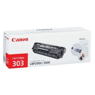 Mực in Canon 303 Black Laser Toner Cartridge dùng cho máy LBP2900 /LBP3000