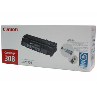 Mực in Canon 308 Black Laser Toner Cartridge dùng cho máy LBP3300