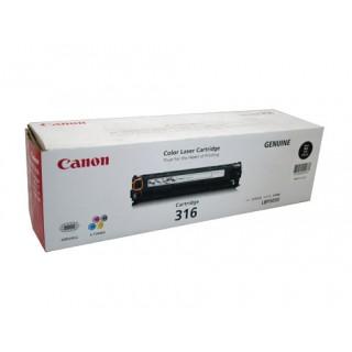 Mực in Canon 316BK Black Toner Cartridge dùng cho máy LBP5050 / LBP5050N