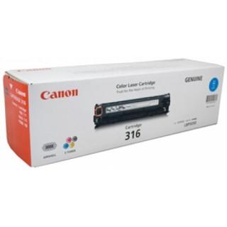 Mực in Canon 316C Cyan Toner Cartridge dùng cho máy LBP5050 / LBP5050N