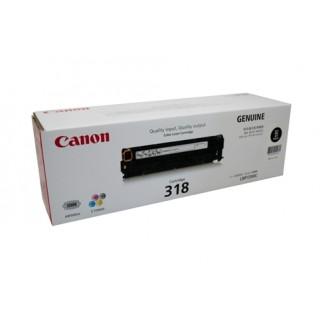 Mực in Canon 318BK Black Toner Cartridge dùng cho máy LBP7200Cd / LBP7200Cdn / LBP7680Cx