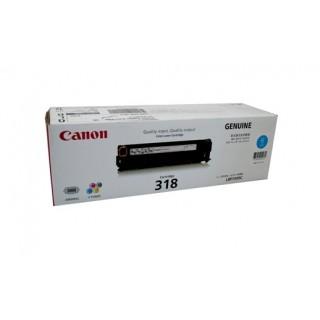 Mực in Canon 318C Cyan Toner Cartridge dùng cho máy LBP7200Cd / LBP7200Cdn/ LBP7680Cx