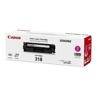 Mực in Canon 318M Magenta Toner Cartridge dùng cho máy LBP7200Cd / LBP7200Cdn / LBP7680Cx