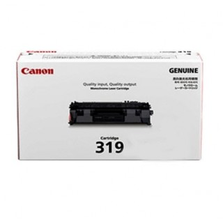 Mực in Canon 319 Black Laser Toner Cartridge dùng cho máy LBP6650, LBP6300, LBP6680x , MF5870dn , MF5980dw