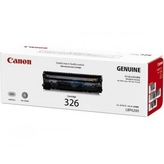 Mực in Canon 326 Black Laser Toner Cartridge