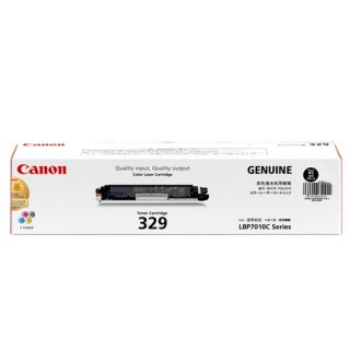 Hộp mực in Canon 329BK - LBP7018C Black Toner Cartridge
