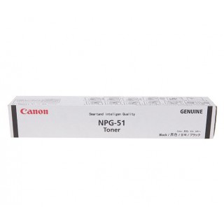 Mực Photocopy Canon NPG 51 Black Toner Cartridge For Canon Copier IR2530 iR2525