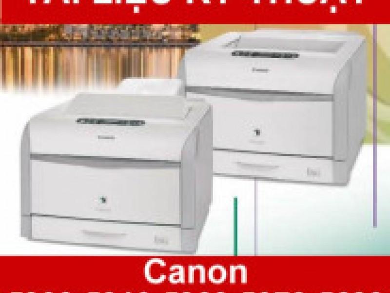 Hướng dẫn khắc phục lỗi máy Canon LBP5050/LBP5960/LBP5970/LBP7100/LBP7200/LBP9100Cdn báo lỗi