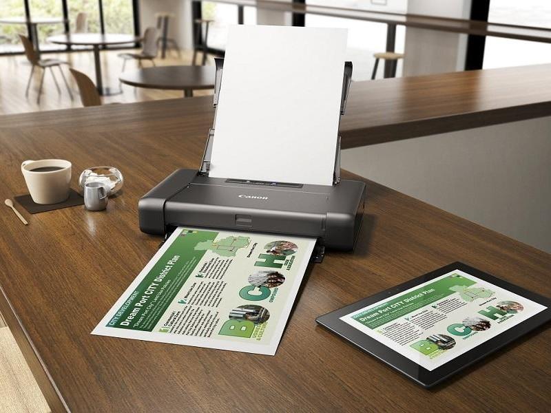 Video hướng dẫn lắp đặt và sử dụng máy in Canon Pixma IP110