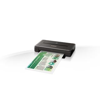 Máy in phun màu Canon PIXMA iP110 - Máy in di động Thế hệ mới IP110 Wifi - Mobile Print - Air Print