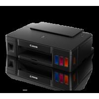Máy in Canon Pixma G1000 (Mới) Sử dụng mực liên tục chính hãng từ Canon
